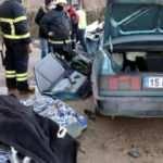 Isparta'da kahreden kaza: Ölü ve yaralılar var