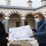 Edirne'de yapılacak müzede Fatih Sultan Mehmet ders verirken canlandırılacak