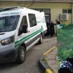 Gaziantep'te 4 çocuk babası adamın feci ölümü