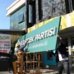 Gelecek Partisi'nde toplu istifa sonrası bina boşaltıldı tabelalar kaldırıldı