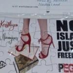 Hollanda'da İslam karşıtı Pegida hareketinden çirkin provokasyon