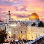 'Huzuru bekleyen şehir: Kudüs'