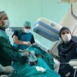 Kalpte oluşan delik tedavisinde ilk kez uygulandı! Ameliyatsız şemsiye yöntemi!