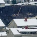 Norveç'i heyelan vurdu! 10 yaralı, 26 kayıp...