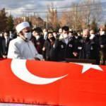 Şehit Sözleşmeli Er Abdullah Paltacı, son yolculuğuna uğurlandı