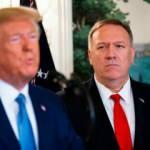 ABD'li diplomatlardan Pompeo'ya Trump çağrısı