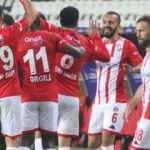 Antalyaspor 3 hafta sonra kazandı!