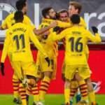 Barcelona, erteleme maçında A.Bilbao'yu deplasmanda yendi