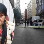 Esenler'deki yaşlı kadının bıçaklanarak öldürülmesi; 1 şüpheli gözaltında