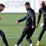 Galatasaray'da Falcao antrenmana çıkmadı
