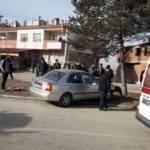 Hastaneye giden aile kaza yaptı: 1 ölü, 2 yaralı