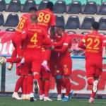 Kayserispor galibiyet hasretine son verdi!