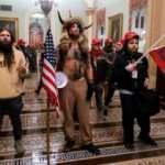 Kongre baskını sembolünün sembolü gözaltına alındı