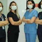 Koronavirüsü yenen 4 hemşireden 'maske' uyarısı