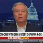 Lindsey Graham canlı yayında Joe Biden'a 'yalvardı': Trump'a bunu yapmayın
