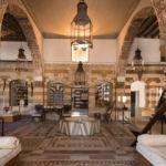 Lübnan'da Osmanlı yadigarı Debbane Sarayı yıllara meydan okuyor