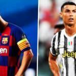 Messi 97'nci, Ronaldo ilk 100'de yok!