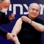 Netanyahu, Covid-19 aşısının ikinci dozunu yaptırdı