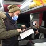 Otobüslerde HES kodu ve maske denetimi!