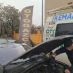 Pandemiden dolayı dükkan kirasını ödeyemedi, çareyi minibüsle seyyar tamircilik yapmakta buldu!