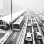 Son dakika: Meteoroloji'den İstanbul için dikkat çeken kar açıklaması! Peş peşe uyarılar...