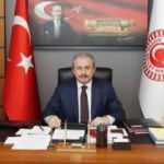 TBMM Başkanı Mustafa Şentop'tan ABD'deki gösterilerle ilgili açıklama