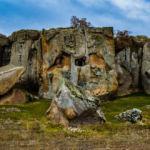 Tarihi Frig Vadisi'ne turistler hayran kaldı