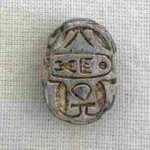Antik kentte milattan önceye ait Mısır mührü bulundu