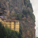 Trabzon'dan yeni turizm sezonu için hazırlık! Sümela Manastırı çevresi değişiyor