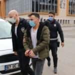 Zonguldak'ta maske takmayan genç, polise saldırdı