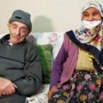 93 yaşındaki Kore Gazisi ve eşi koronayı yendi