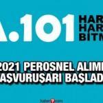 A101 personel alımı yapacak! A101 2021 eleman alımı kadroların listesi!
