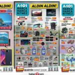 A101 21 Ocak 2021 aktüel kataloğu! Züccaciye, tekstil, elektronik ve spor ürünlerinde...