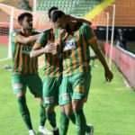 Alanyaspor, Erzurumspor'u 4 golle geçti!