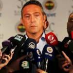 Fenerbahçe Başkanı Ali Koç'tan Burak Yılmaz cevabı!
