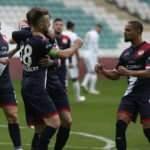 Antalyaspor kupada Bursaspor'u rahat geçti!