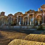 Aşkların şehri Sagalassos 2020 yılında binlerce turist ağırladı
