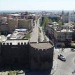 Diyarbakır'ın 106 bin nüfuslu Sur ilçesinde pozitif vaka sıfırlandı