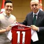 Fenerbahçeli taraftarının Erdoğan'dan Mesut Özil isteği gerçek oldu!
