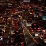 İstanbul'da yağışla birlikte trafik yoğunluğu yüzde 80'e ulaştı