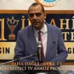 Kanal7 Dış Haberler Koordinatörü Taha Dağlı'ya anlamlı ödül
