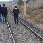 Kayseri'de raylar üzerinde erkek cesedi bulundu