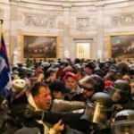 Kongre baskınına karşı 160 kişiye dava