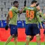 Medipol Başakşehir kupada gol oldu yağdı!