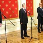 Putin, Aliyev ve Paşinyan görüşmesi sonrası ortak açıklama!
