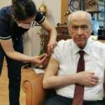 Son dakika: Devlet Bahçeli, Kovid-19 aşısı yaptırdı!