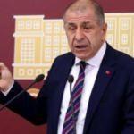 Son dakika: Ümit Özdağ İYİ Parti'deki tehditleri açıkladı