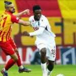 Trabzonspor'un gol umudu Ekuban ilk peşinde