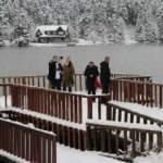 Türkiye'den müthiş kar manzaraları! Meteorolojiden peş peşe uyarılar...