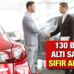 130 bin TL altı sıfır araç modelleri: 2021 model sıfır araba fiyat listesi